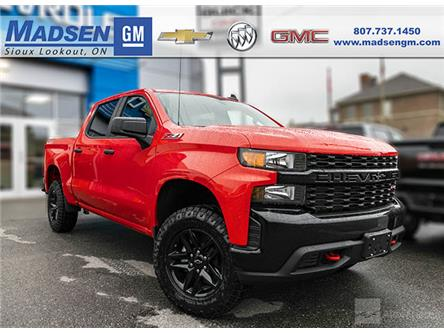 2019 Chevrolet Silverado 1500 Silverado Custom Trail Boss (Stk: 19308) in Sioux Lookout - Image 1 of 4