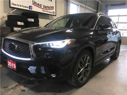 2019 Infiniti QX50 Sensory (Stk: 19459) in Owen Sound - Image 1 of 14