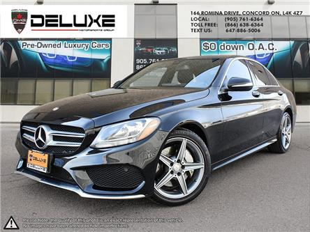 2015 Mercedes-Benz C-Class Base (Stk: D0665) in Concord - Image 1 of 16