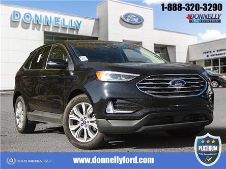 2019 Ford Edge Titanium (Stk: PLDU6298) in Ottawa - Image 1 of 28