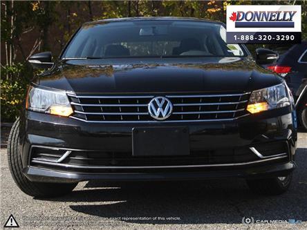 2018 Volkswagen Passat 2.0 TSI Trendline+ (Stk: CLDUR6278) in Ottawa - Image 2 of 28