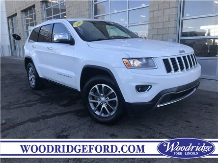 2016 Jeep Grand Cherokee Limited (Stk: K-2806B) in Calgary - Image 1 of 22