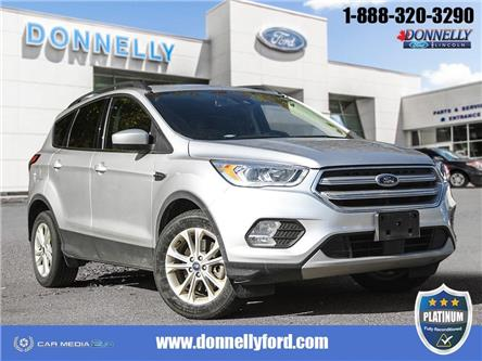 2018 Ford Escape SEL (Stk: PLDUR6293) in Ottawa - Image 1 of 28