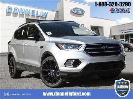 2019 Ford Escape Titanium (Stk: PLDU6299) in Ottawa - Image 1 of 28