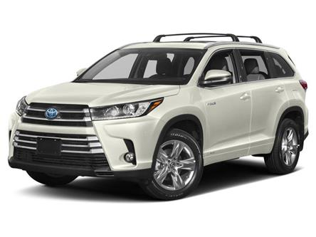 2019 Toyota Highlander Hybrid Limited (Stk: 191622) in Kitchener - Image 1 of 9