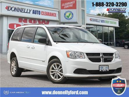 2017 Dodge Grand Caravan CVP/SXT (Stk: CLDUR5914) in Ottawa - Image 1 of 30