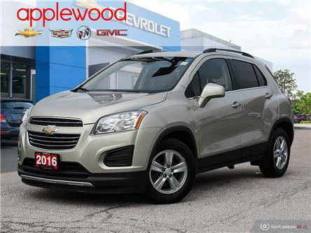 2016 Chevrolet Trax LT (Stk: 804TN) in Mississauga - Image 1 of 27