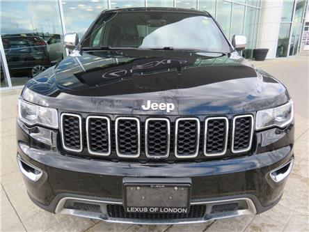2017 Jeep Grand Cherokee Limited (Stk: X9218A) in London - Image 2 of 24