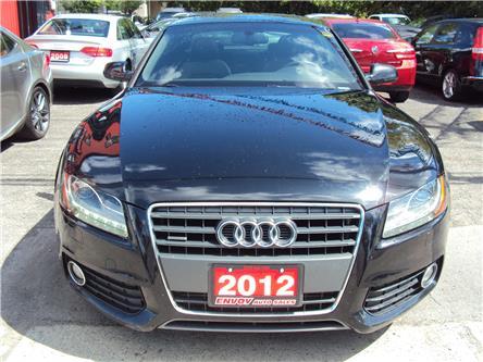 2012 Audi A5 2.0T Premium (Stk: ) in Ottawa - Image 2 of 23