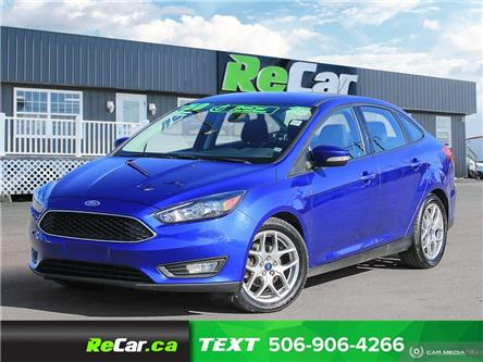 2015 Ford Focus SE (Stk: 191164A) in Fredericton - Image 1 of 21