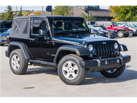 2014 Jeep Wrangler Rubicon (Stk: 26577UX) in Barrie - Image 1 of 22