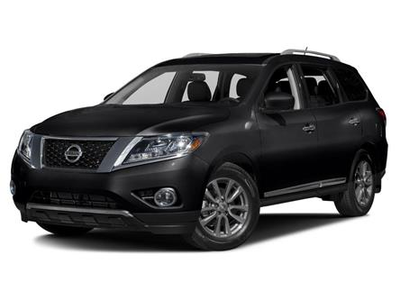 2016 Nissan Pathfinder SL (Stk: P4624) in Barrie - Image 1 of 9