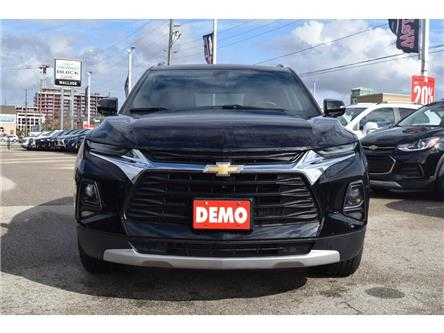 2019 Chevrolet Blazer 3.6 True North/DEMO/AWD/SUNRF/20s/NAV/HTD STS (Stk: 585266D) in Milton - Image 2 of 17
