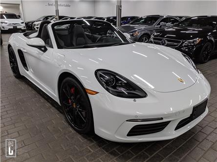 2018 Porsche 718 Boxster  (Stk: 5098) in Oakville - Image 1 of 25
