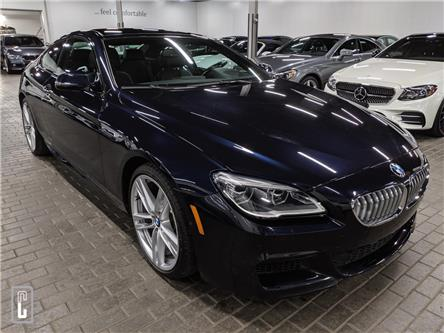 2017 BMW 650i xDrive (Stk: 5111) in Oakville - Image 1 of 22