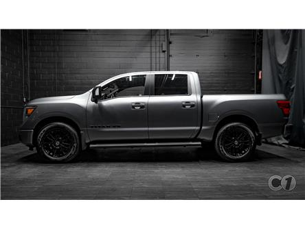 2018 Nissan Titan SV Midnight Edition (Stk: CT19-448) in Kingston - Image 1 of 35