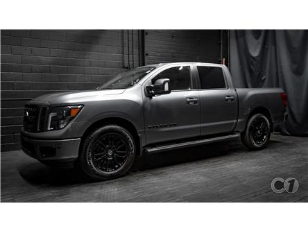 2018 Nissan Titan SV Midnight Edition (Stk: CT19-448) in Kingston - Image 2 of 35