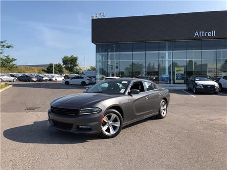 2018 Dodge Charger SXT Plus (Stk: 2C3CDX) in Brampton - Image 1 of 21