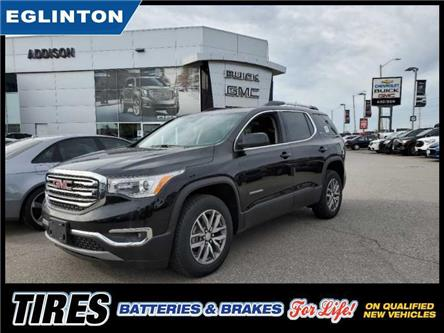 2019 GMC Acadia SLE-2 (Stk: KZ189623) in Mississauga - Image 1 of 17