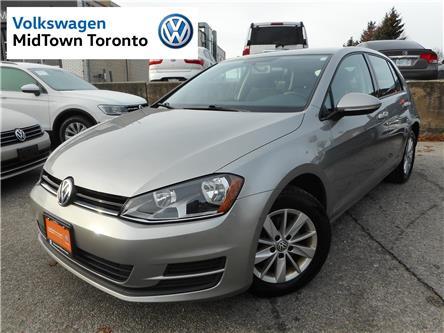 2015 Volkswagen Golf 1.8 TSI Trendline (Stk: P7358) in Toronto - Image 1 of 25