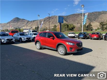 2016 Mazda CX-5 GS (Stk: YK176A) in Kamloops - Image 2 of 8