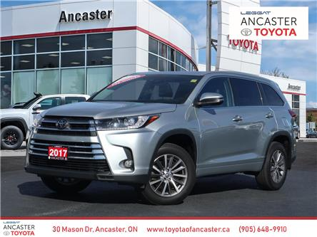 2017 Toyota Highlander  (Stk: P143) in Ancaster - Image 1 of 30