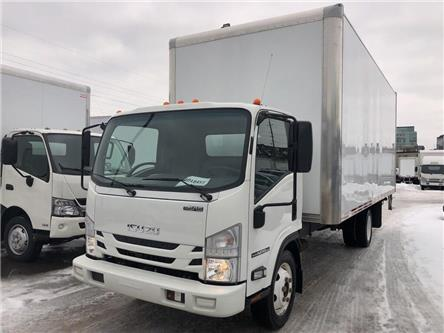 2017 Isuzu NPRHD Used 2017 Isuzu W/20' Body Tailgate Loader (Stk: ST801845T) in Toronto - Image 1 of 11
