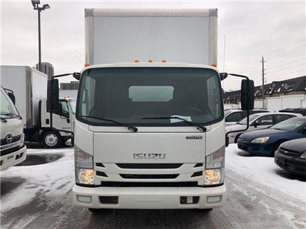 2017 Isuzu NPRHD Used 2017 Isuzu W/20' Body Tailgate Loader (Stk: ST801845T) in Toronto - Image 2 of 11