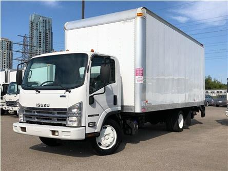 2015 Isuzu NRR Used 2015 isuzu W/20' Body & Tailgate Loader (Stk: ST301806T) in Toronto - Image 1 of 18