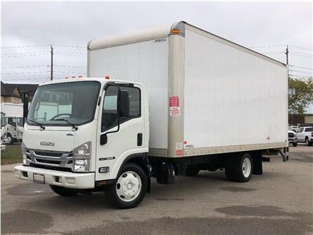 2018 Isuzu NRR used 2018 Isuzu W/20' Body & Tailaget Loader (Stk: ST300420T) in Toronto - Image 1 of 18