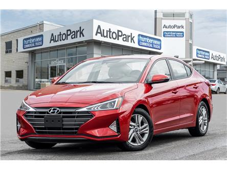 2019 Hyundai Elantra Preferred (Stk: APR5106) in Mississauga - Image 1 of 20