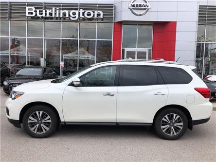 2017 Nissan Pathfinder SV (Stk: A6832) in Burlington - Image 2 of 19