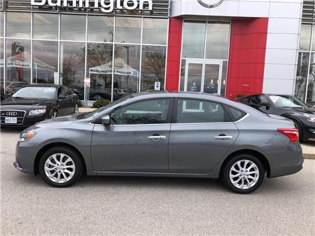 2017 Nissan Sentra S (Stk: Y9398A) in Burlington - Image 2 of 20