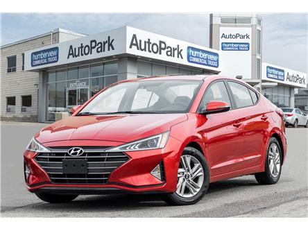 2019 Hyundai Elantra Preferred (Stk: APR5105) in Mississauga - Image 1 of 20
