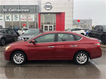 2015 Nissan Sentra  (Stk: P2482) in St. Catharines - Image 2 of 21