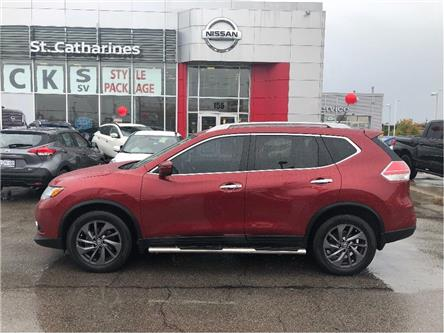 2016 Nissan Rogue  (Stk: P2494) in St. Catharines - Image 2 of 25