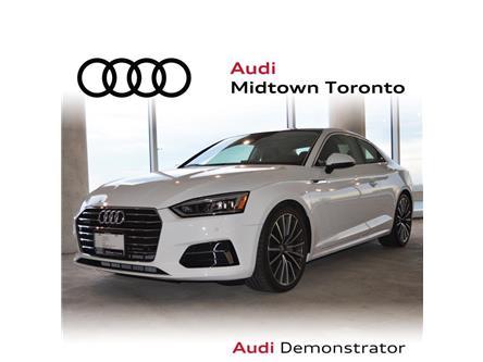 2019 Audi A5 45 Technik (Stk: AU6806) in Toronto - Image 1 of 22