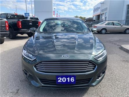 2016 Ford Fusion SE (Stk: T9813A) in St. Thomas - Image 2 of 24
