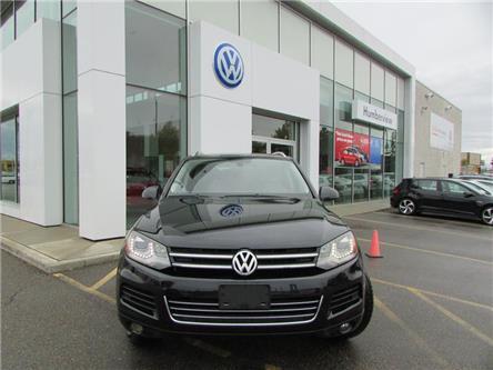 2012 Volkswagen Touareg 3.0 TDI Execline (Stk: 8660P) in Toronto - Image 2 of 21