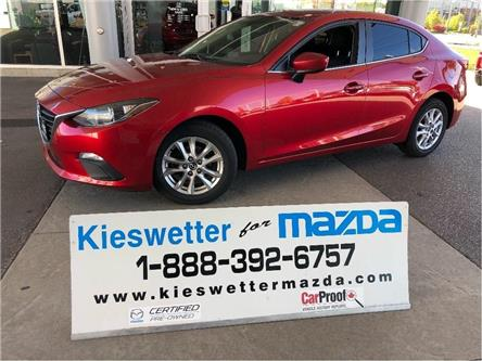 2015 Mazda Mazda3 GS (Stk: U3867) in Kitchener - Image 1 of 30