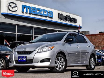 2012 Toyota Matrix Base (Stk: P1916) in Markham - Image 1 of 22
