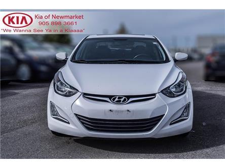 2015 Hyundai Elantra GL (Stk: 200238A) in Newmarket - Image 2 of 19