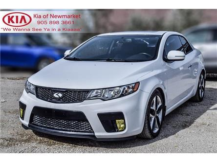 2011 Kia Forte Koup 2.4L SX (Stk: P0969A) in Newmarket - Image 1 of 30