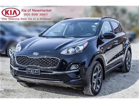 2020 Kia Sportage EX (Stk: P1062) in Newmarket - Image 1 of 42
