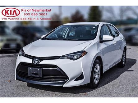 2017 Toyota Corolla CE (Stk: P1065) in Newmarket - Image 1 of 34