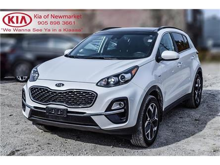 2020 Kia Sportage EX (Stk: R0005) in Newmarket - Image 1 of 42