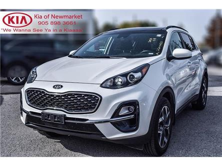 2020 Kia Sportage EX (Stk: R0010) in Newmarket - Image 1 of 40