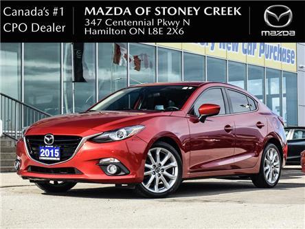 2015 Mazda Mazda3 GT (Stk: SN1315A) in Hamilton - Image 1 of 21