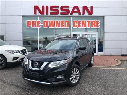 2018 Nissan Rogue SV AWD MOONROOF PKG (Stk: M10381A) in Scarborough - Image 1 of 22