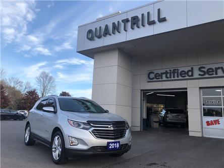 2018 Chevrolet Equinox Premier (Stk: 276535) in Port Hope - Image 1 of 16